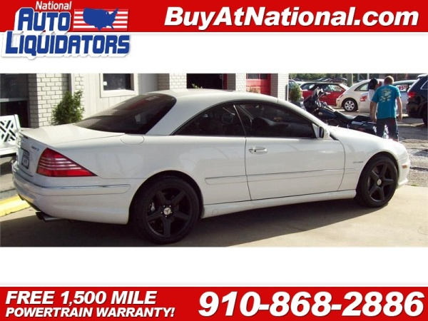 2003 Mercedes Benz Cl Cl 55 Amg For Sale In Fayetteville Nc Truecar