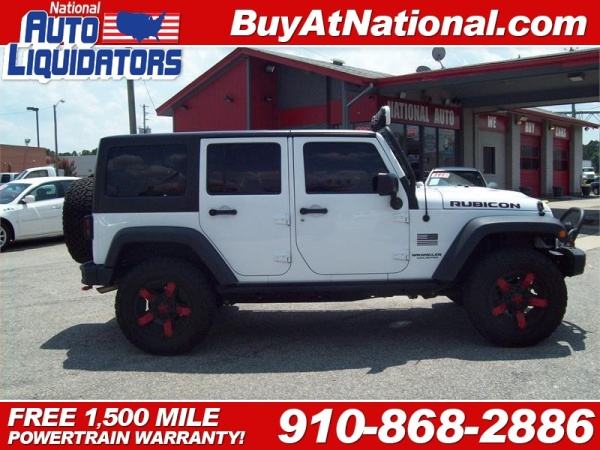 2015 Jeep Wrangler in Fayetteville, NC