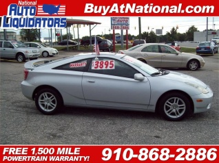 Used Toyota Celicas for Sale | TrueCar