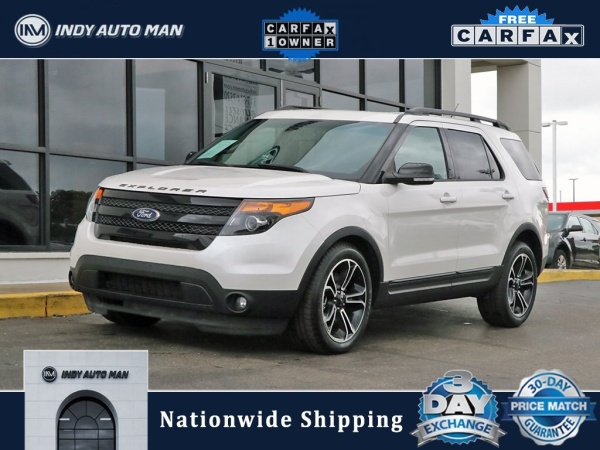 2015 Ford Explorer in Indianapolis, IN