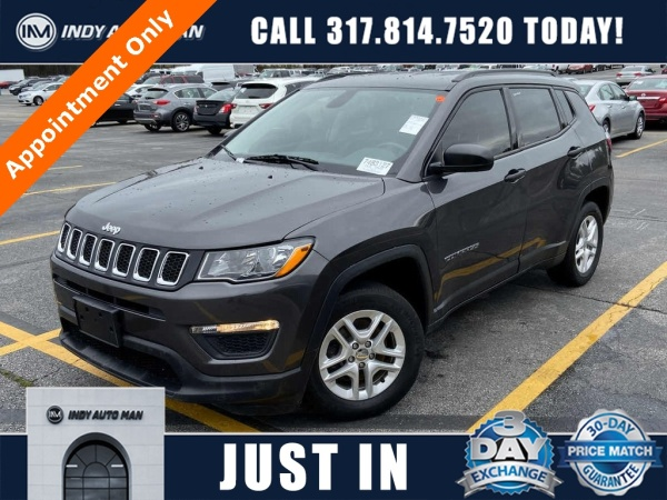 2017 Jeep Compass in Indianapolis, IN