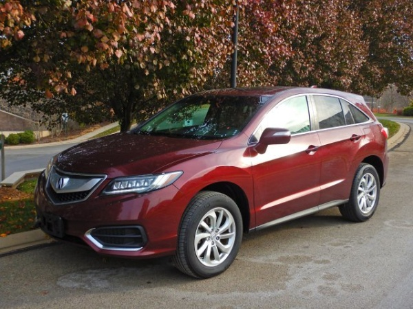 2017 Acura RDX in Pittsburgh, PA