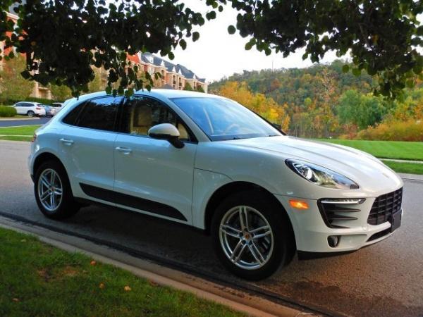 2017 Porsche Macan Awd For Sale In Pittsburgh Pa Truecar