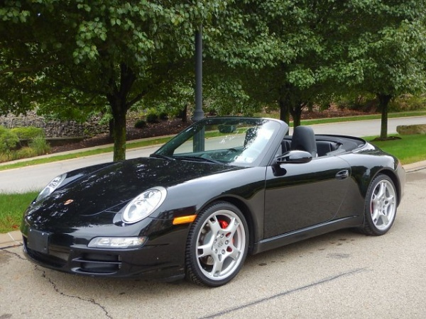 2006 Porsche 911 Carrera S Cabriolet For Sale In Pittsburgh Pa