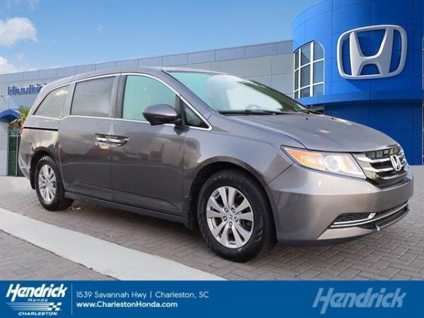 Honda Dealership Charleston Sc >> Used Honda Odyssey For Sale In Charleston Sc 39 Cars From