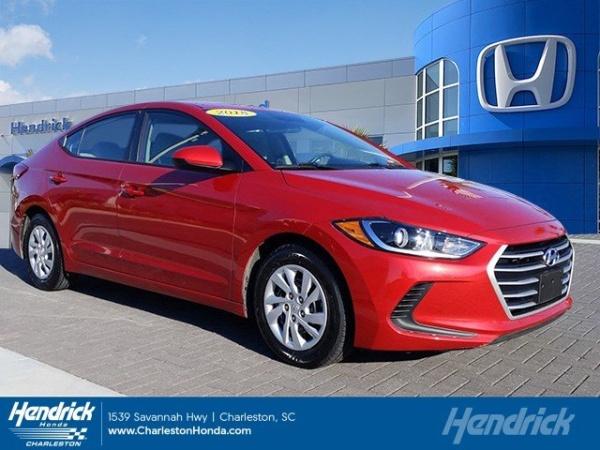 2018 Hyundai Elantra in Charleston, SC
