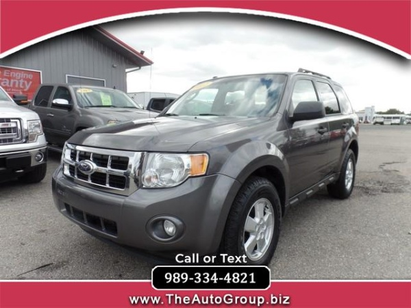 used ford escape for sale in reed city mi u s news world report. Black Bedroom Furniture Sets. Home Design Ideas