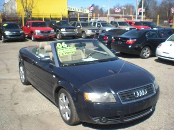 2006 Audi A4 in Detroit, MI