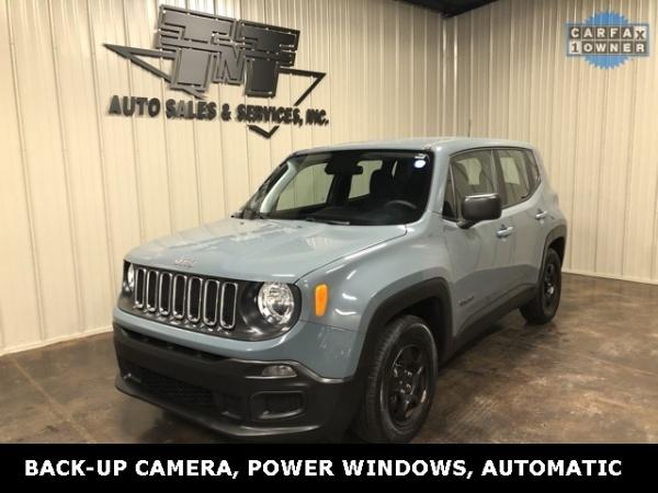 2018 Jeep Renegade in Kokomo, IN