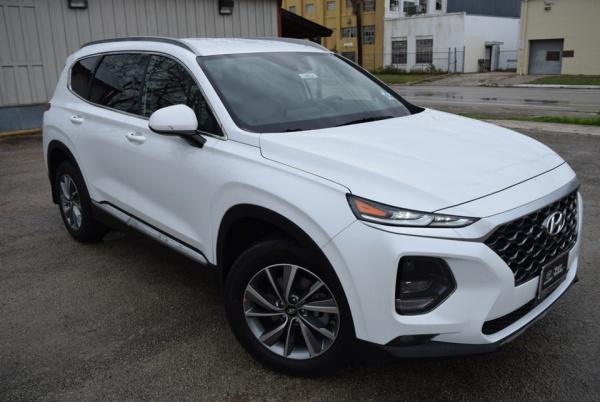 2020 Hyundai Santa Fe in New Braunfels, TX