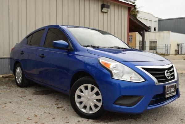 2016 Nissan Versa in New Braunfels, TX