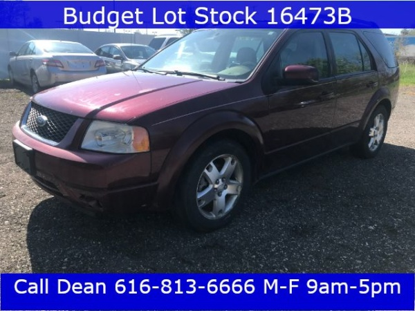 2007 Ford Freestyle