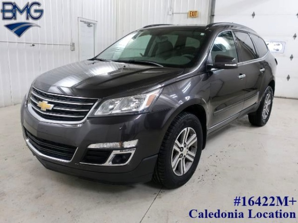 2017 Chevrolet Traverse Lt With 1lt Awd For Sale In