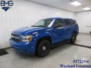 Chevy Tahoe For Sale Near Me >> Used Chevrolet Tahoes For Sale Truecar
