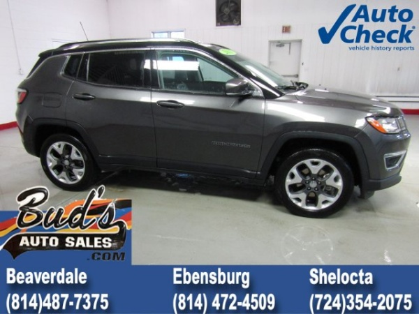 2019 Jeep Compass in Beaverdale, PA