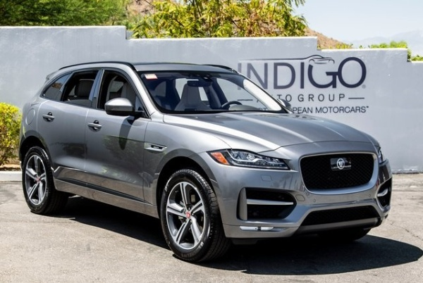2020 Jaguar F-PACE in Rancho Mirage, CA