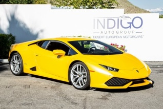 2017 Lamborghini Huracan Lp 610 4 For In Rancho Mirage Ca