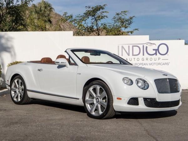 2015 Bentley Continental GT in Rancho Mirage, CA