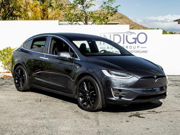 2018 Tesla Model X in Rancho Mirage, CA