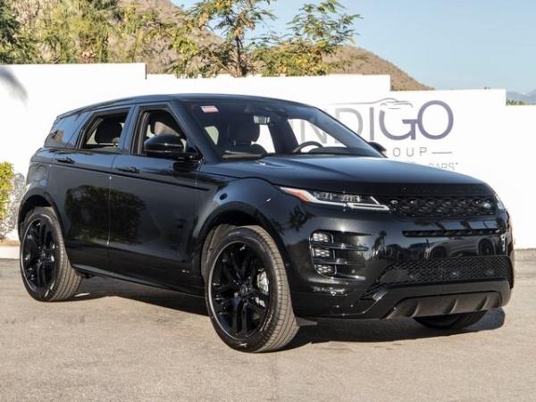 2020 Land Rover Range Rover Evoque in Rancho Mirage, CA