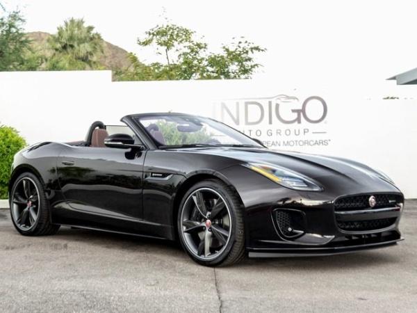2019 Jaguar F-TYPE in Rancho Mirage, CA