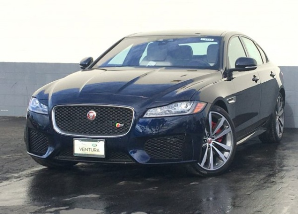 2020 Jaguar XF in Ventura, CA