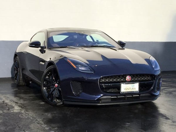2019 Jaguar F-Type Coupe V6 380 HP RWD Automatic