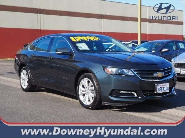2018 Chevrolet Impala in Downey, CA