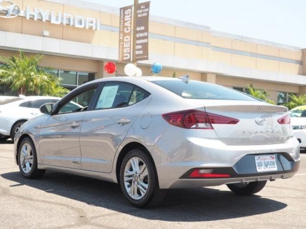 2020 Hyundai Elantra in Downey, CA