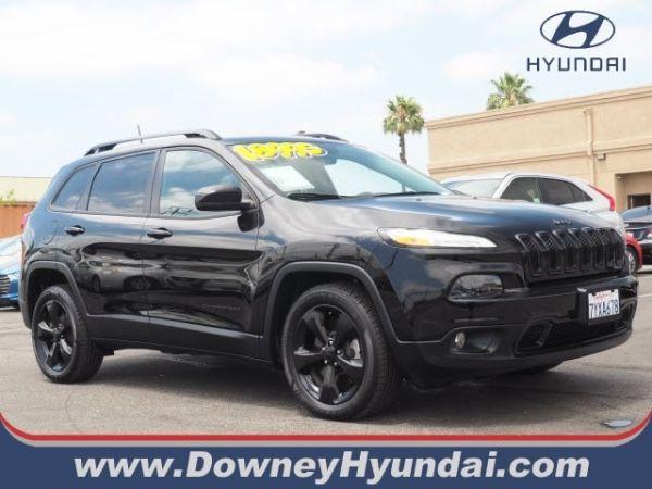 2017 Jeep Cherokee in Downey, CA