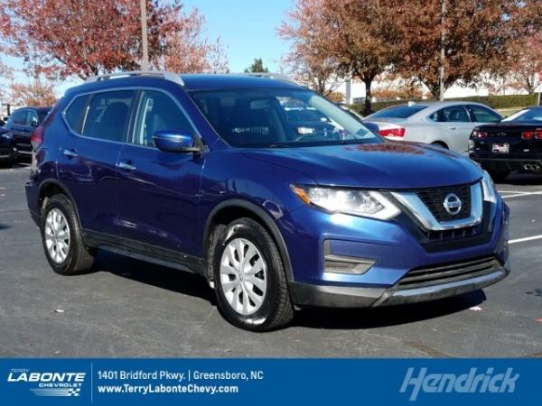 2017 Nissan Rogue in Greensboro, NC