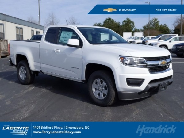 2020 Chevrolet Colorado in Greensboro, NC