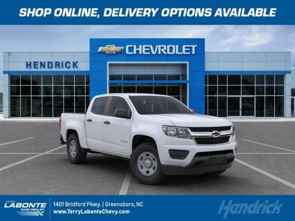 2020 Chevrolet Colorado in Greensboro, NC