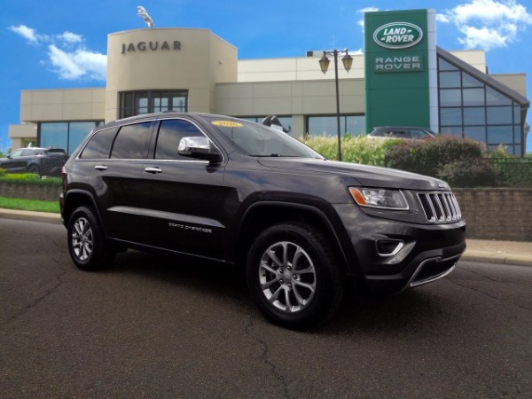 2016 Jeep Grand Cherokee in Willow Grove, PA