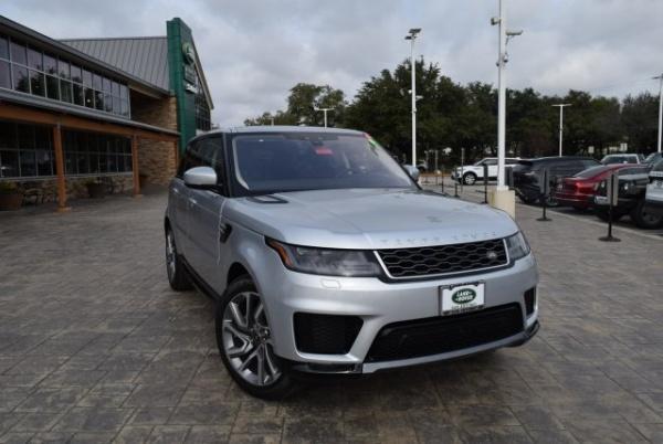 2019 Land Rover Range Rover Sport