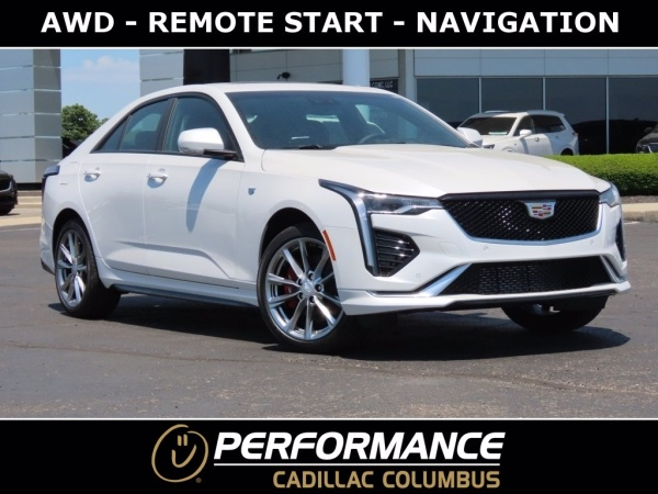 2020 Cadillac CT4 in Carroll, OH