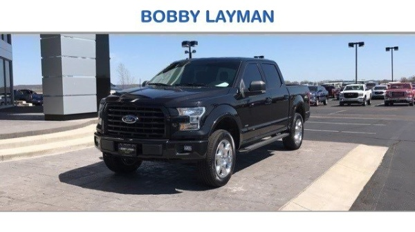 2015 Ford F-150 in Carroll, OH