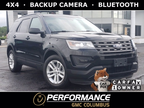 2017 Ford Explorer in Carroll, OH