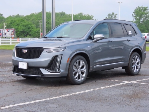 2020 Cadillac XT6 in Carroll, OH