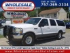 2002 Ford Excursion XLT 6.8L RWD for Sale in Newport News, VA