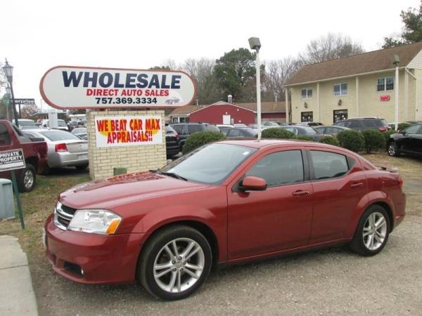 2012 Dodge Avenger in Newport News, VA