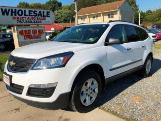 2017 Chevrolet Traverse Ls With 1ls Fwd For In Newport News Va
