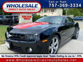 Used Chevrolet Camaros For Sale Near Me Truecar