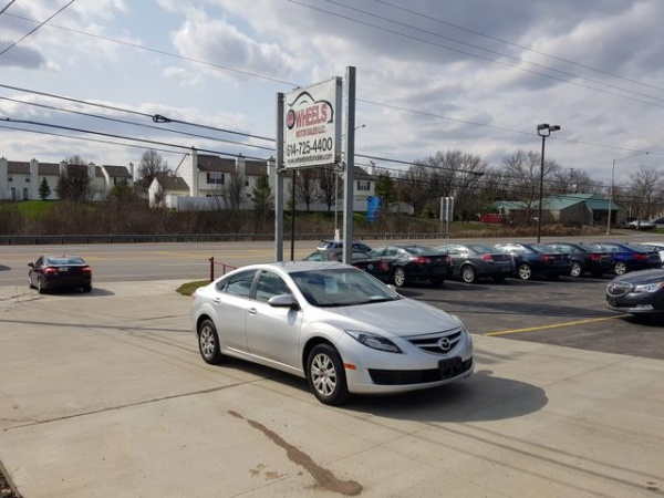 2012 Mazda Mazda6 in Columbus, OH