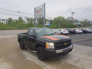 Used Chevy Silverado For Sale >> Used Chevrolet Silverado 1500s For Sale In Columbus Oh Truecar
