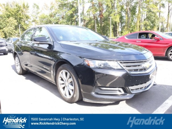 2019 Chevrolet Impala in Charleston, SC
