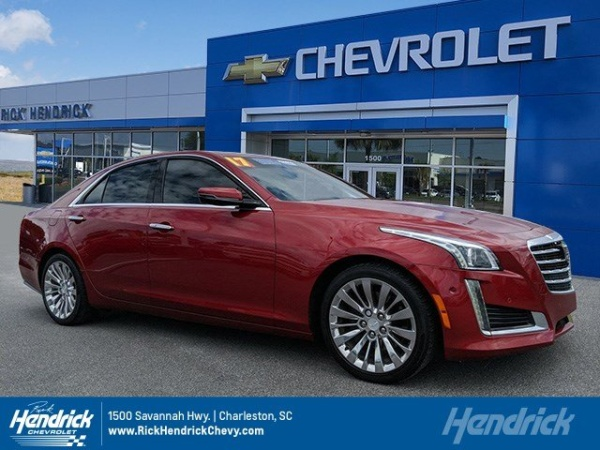 2017 Cadillac Cts 3.6 L Premium Luxury >> Used Cadillac Xlr For Sale In South Carolina 449 Cars From