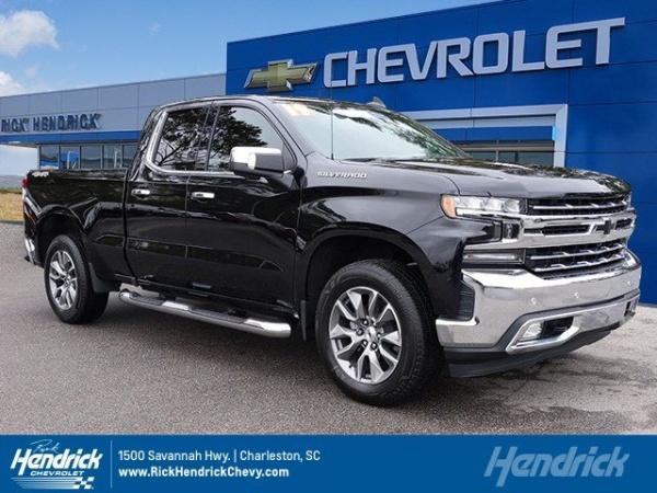 2019 Chevrolet Silverado 1500 in Charleston, SC