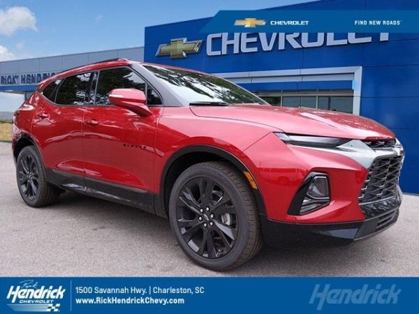 2020 Chevrolet Blazer in Charleston, SC