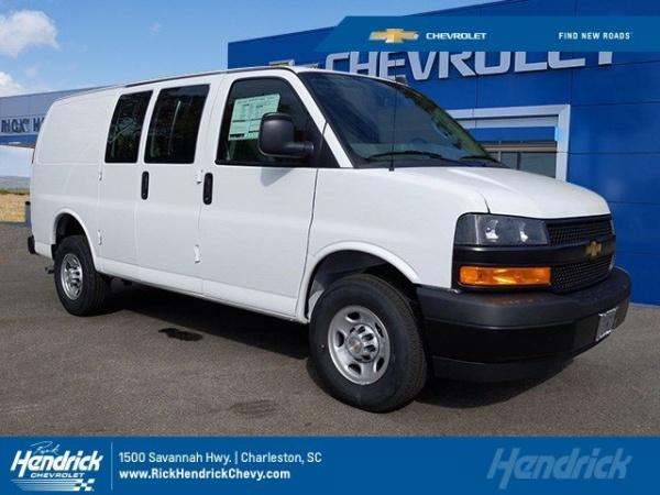 2020 Chevrolet Express Cargo Van in Charleston, SC